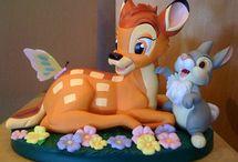 Kuchenfiguren/-stecker