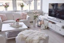 clean house design inspo