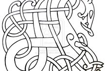 Wzory, szlaczki i inne