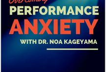 Teaching: Performance Anxiety