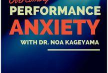Teaching: Performance Anxiety
