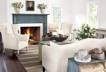 living room inspiration / by Sergio Dale