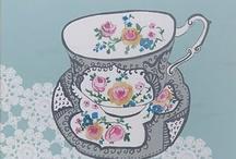 Tea Cups & Coffee Mugs / tea cups & coffee mugs