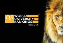 QS World University Rankings 2013/14