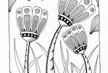 Zentangle / by Donna Evans