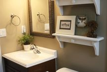 Bathrooms / by Brittany Toler