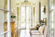 Foyers - Welcome Home! / by Pat Swygert