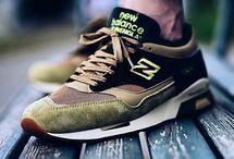 New balance, Nike , Puma