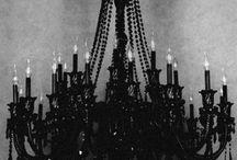 Gothic Stuff / Everything catches my eye into the gothic world.