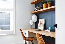 Study/home office ideas