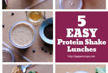 Protein Drinks