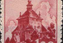 HUNGARIKA BÉLYEGEK