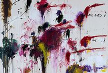 Cy Twombly / by Angelique Krosse