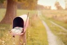 YOU'VE GOT MAIL / by Kim Collister