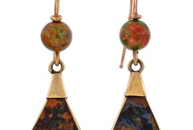 Pebble and Agate Adornments
