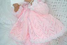dukker kjole strikket