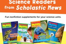 Scholastic News Science Readers / Scholastic News Science Readers Build Scientific Knowledge and Reading Skills with Extraordinary Nonfiction