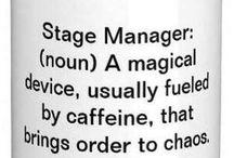 Theatre / by Katelynn Dau