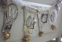 Inspiration - Banners & Garland / by Allison Rodriguez