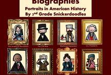 Second Grade History/Social Studies