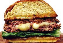 Inspiration | Burgers