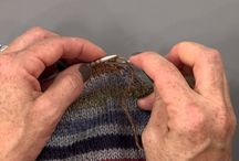 Knitting Video's / by Lone Bach