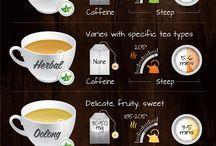 čaj a nápoje