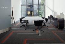 Interface - On Line/Off Line / Collection by Interface, carpet tiles, skinny planks, planks, design, designers, architects,