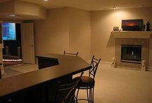 Basement plans  / by Katherine Miracle