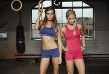 Pure Lime fitness AW 2015 / autumn winter 2015 fashion fitness wear