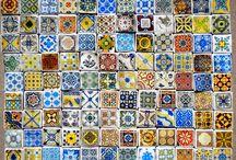 Marokańskie kafelki