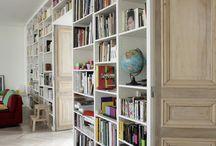 bookshelves - librerie