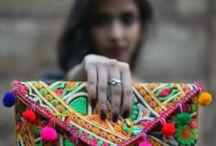 Retro Indian accessorise