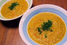 Recipes- Soups / by Ann Leete