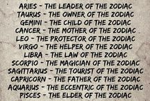zodiac signs - their meanings and interpretations