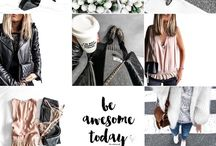 Лента Instagram / примеры ведения красивых лент в инстаграм