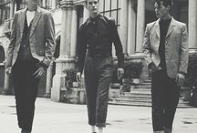 Teddy Boys culture - 50s