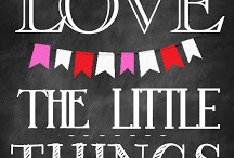 Chalkboard and Printables