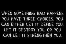 Quotes <3 / by Mycah Ellis