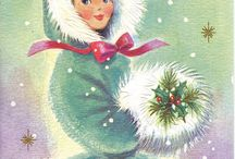 Vintage Greetings / by Stephanie Maready Woodson