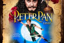 Peter Pan Live! / The timeless journey to Neverland starts on December 4 with ‪#‎PeterPanLive‬ on NBC. Get ready to fly! / by NBC