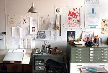 WorkSpace / Studio Home