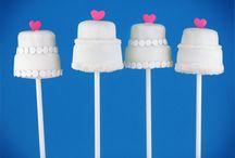 Cake Pops / by Melissa Kaye
