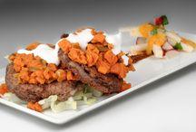 Foodie: Adventures in Vegetarian Eating / Interesting options for meatless cooking