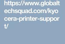 Kyocera Printer Support