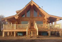 *loghouse