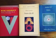 Instagram Tre libri del Novecento di cui non posso fare a meno.  #instabook #letteratura #libri