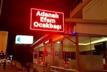 Adanalı Efem Ocakbaşı Antalya Arapsuyu