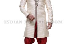 Indian Poshakh Sherwani Collection / Special designer collection of sherwani. Different varieties, different color combination, unique design work, hand work. Unique collection for special occasions.