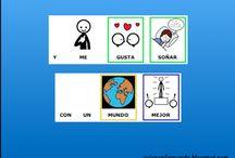 Música: canciones adaptadas con pictogramas
